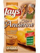LAY S CHIPS ANCIENNE MOUTARDE 120GR