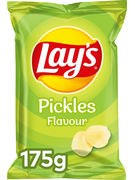 LAY S CHIPS PICKLES 175GR