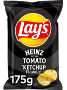 LAY S CHIPS HEINTZ TOMATES KETCHUP 175GR