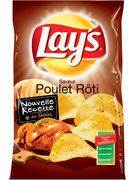 LAY S CHIPS POULET THYM 145GR