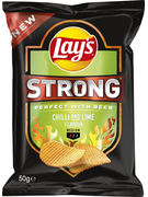 LAY S STRONG CHILLI & LIME 50GR