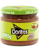 DORITOS SALSADIP MILD 280GR