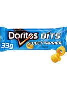 DORITOS CHIPS BITS ZERO S SWEET PAPRIKA 33GR