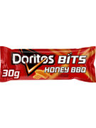 DORITOS CHIPS BITS TWISTIES HONEY BBQ 30GR