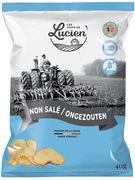 LES CHIPS DE LUCIEN NON SALE 40GR