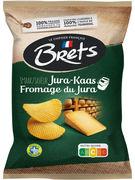 BRETS CHIPS AU FROMAGE DU JURA 125GR