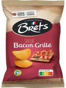 BRET S CHIPS SAVEUR BACON GRILLE 125GR
