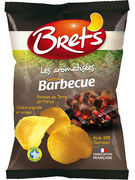 BRET S CHIPS SAVEUR BARBECUE 125GR