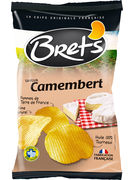 BRET S CHIPS SAVEUR CAMEMBERT 125GR