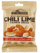 EAST BALI CASHEWS CHILI LIME SNACK 35GR