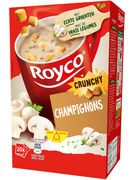 ROYCO CRUNCHY CHAMPIGNONS