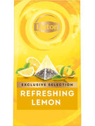 LIPTON EXCLUSIVE SELECTION LEMON 25S