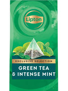 LIPTON EXCLUSIVE SELECTION THE VERT MENTHE INTENSE 25S