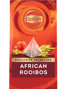 LIPTON EXCLUSIVE SELECTION ROOIBOS AFRICAIN 25S