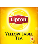 LIPTON FEEL GOOD SELECTION THE YELLOW LABEL PROF 100S 180GR