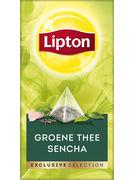 LIPTON EXCLUSIVE SELECTION GREEN TEA SENCHA 25S