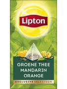 LIPTON EXCLUSIVE SELECTION VERT MANDARIN-ORANGE 25S