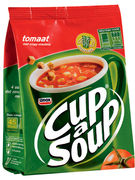 CUP A SOUP DISPENSER TOMATES 40P VENDING