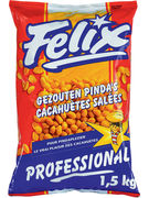 FELIX CACAHUETES SALTED PROF  ALUBAG 1,5KG