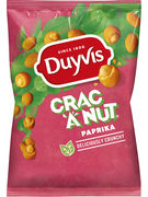 DUYVIS CACAHUETES CRAC A NUT PAPRIKA ALUBAG 500GR