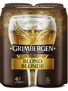 GRIMBERGEN BLONDE 6,7° CANS 50CL