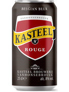 KASTEEL ROUGE 8° CANS 25CL