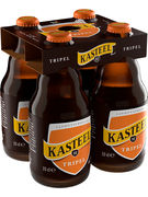 CASIER KASTEEL TRIPLE VC 11° 4-PACK 33CL