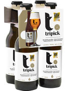 TRIPICK BLONDE OW 6° 4-PACK 33CL