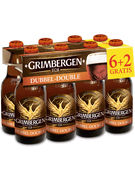 CASIER GRIMBERGEN DOUBLE 6,7° 33CL 6+2