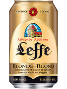 LEFFE BLONDE 6,6° CANS 33CL
