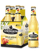 STRONGBOW GOLD APPLE 4,5°  OW 4X33CL