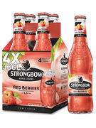 STRONGBOW RED BERRIES 4,5°  OW 4X33CL