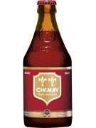 CASIER CHIMAY TRAPPISTE ROUGE 7° VC 33CL