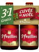 CASIER ST FEUILLIEN CUVEE NOEL 9° VC 33CL FLASHE 3+1