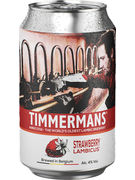 TIMMERMANS STRAWBERRY LAMBICUS 4° CANS 33CL