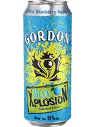 GORDON XPLOSION BLUEBERRY/APPLE 11° CANS 50CL