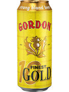 GORDON FINEST GOLD 10° CANS 50CL
