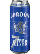 GORDON FINEST SILVER 7,7° CANS 50CL