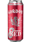 GORDON FINEST RED STRONG 8,4° CANS 50CL