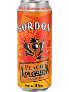 GORDON PEACH XPLOSION CANS 11° 50CL