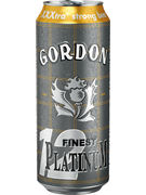 GORDON FINEST PLATINUM 12° CANS 50CL