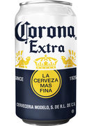 CORONA EXTRA BEER CANS 4,5° 33CL