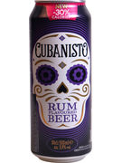 CUBANISTO RUM FLAVOURED BEER 5,90° CAN 50CL