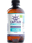 CAPTAIN KOMBUCHA ORIGINAL BIO 40CL