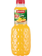 GRANINI JUS ORANGE 100%  PULPE PET 1L