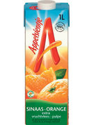 APPELSIENTJE ORANGE EXTRA PULPE 1L