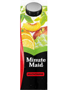 MINUTE MAID MULTIVITAMINES 1L GABLE TOP