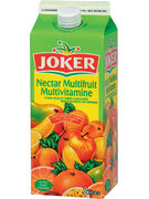 JOKER SAP NECTAR MULTIVITAMINE BRIK 2L