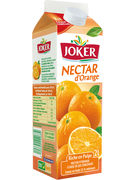 JOKER JUS NECTAR ORANGE AVEC PULPE BRIK 2L