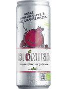BIONINA GRANATE&THE CRANBERRIES BIO CANS 33CL